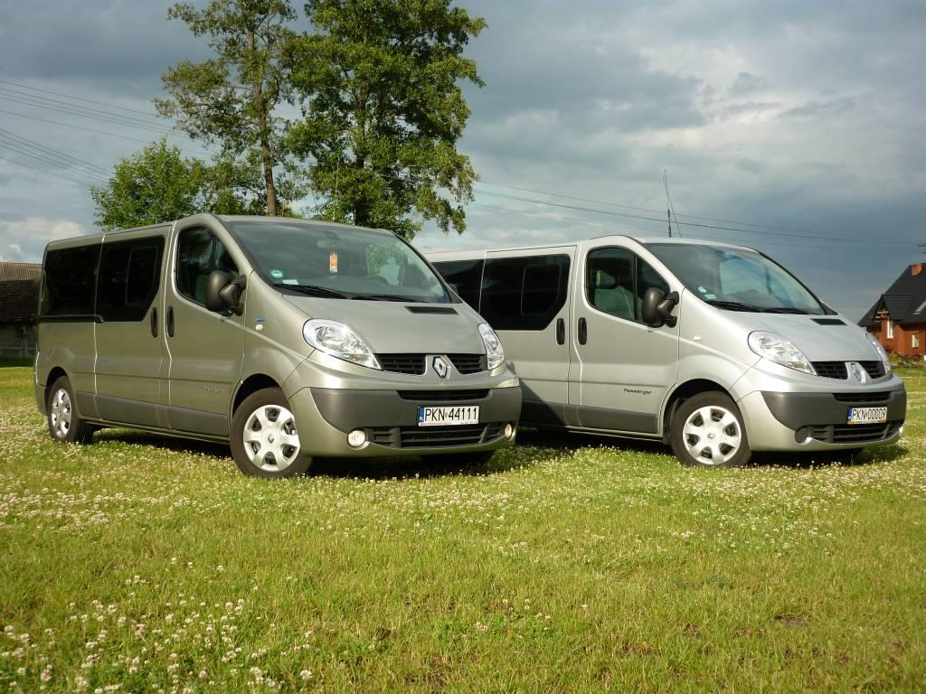Pojazdy Renault Traffic
